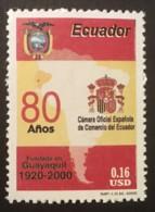 ECUADOR - MNH** - 2000 - # 1551 - Equateur