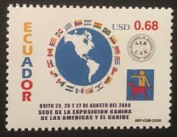 ECUADOR - MNH** - 2000 - # 1524 - Equateur