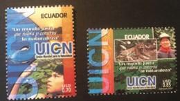 ECUADOR - MNH** - 2002 - # 1609/1610 - Equateur