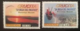 ECUADOR - MNH** - 2002 - # 1618 A-B - Equateur
