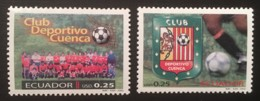 ECUADOR - MNH** - 2002 - # 1616 A-B - Equateur