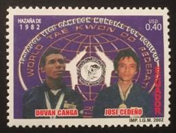 ECUADOR - MNH** - 2002 - # 1641 - Equateur