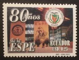 ECUADOR - MNH** - 2002 - # 1636 - Equateur