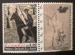 ECUADOR - MNH** - 2005 - # 1758 A-B - Equateur