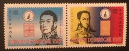 ECUADOR - MNH** - 2005 - # 1735 A-B - Equateur