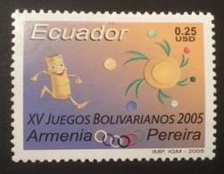 ECUADOR - MNH** - 2005 - # 1742 - Equateur
