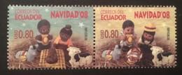 ECUADOR - MNH** - 2008 - # 1949/1950 - Equateur