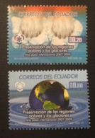 ECUADOR - MNH** - 2009 - # 1952/1953 - Equateur
