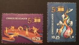 ECUADOR - MNH** - 2009 - # 1976/1977 - Equateur