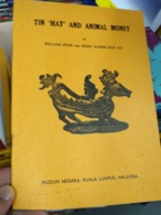 Tin Hat And Animal Money Coin Bank Note Shaw & Kassim Malaya Malaysia - Malaysia