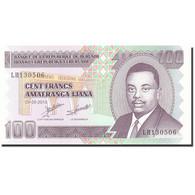 Billet, Burundi, 100 Francs, 2008, 2010-05-01, KM:44a, NEUF - Burundi