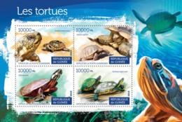 Guinea 2015 Fauna Turtles - Guinée (1958-...)