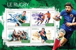 Guinea 2015 Rugby - Guinée (1958-...)
