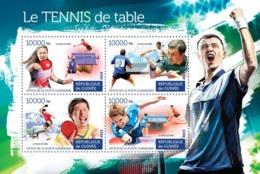 Guinea 2015 Table Tennis - Guinée (1958-...)