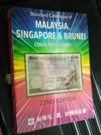 Malaysia Malaya Singapore Sarawak Brunei Straits Borneo Japanese Occ Coin Paper Money Bank Notes Catalogue Book Photo - Singapore