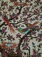 Persia-Iran-Tappeto Persiano Tabriz 60 Raj,Lana Kurk Misto Seta  Extra Fine, Particolare Disegno Della Natura!Mixed Silk - Rugs, Carpets & Tapestry