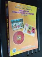 Malaysia Malaya Singapore Sarawak Brunei Straits Borneo Japanese Occ Stamp Stamps Catalogue Book Photo 1867-2015 - Malaysia