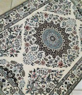 Persia - Iran - Tappeto Persiano NAIN 6 Fili, Firmato( Shir Mohammadi),Exra Fine ,Mixed Silk - Rugs, Carpets & Tapestry