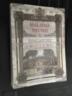 Malaysia Malaya Singapore Sarawak Brunei Straits Borneo Japanese Occ Coin Paper Money Banknotes Catalogue Book 1786 2016 - Malaysia