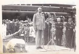 POLYNESIE FRANCAISE TAHITI GENERAL DE GAULLE ET AUTRES HOMMES POLITIQUES - Polynésie Française