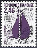 France 1992 - Mi 2874A - YT Po 216 ( Musical Instruments : Bagpipe ) MNH** - Préoblitérés