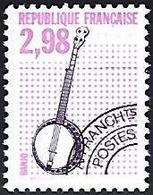 France 1992 - Mi 2875 - YT Po 217 ( Musical Instruments : Bandjo ) MNH ** - Préoblitérés