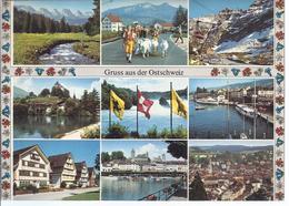 AK-41689 -  Szenen Aus Der Ostschweiz - Mehrbild (9) - Zwitserland