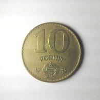 10 Forint Münze Aus Ungarn 1983 (sehr Schön) - Ungarn