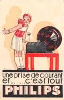 Thèmes - 10450 - Carte Pub - Philips - Postcards