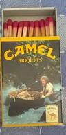 Camel Briquets - Boites D'allumettes