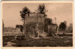 41ib 1834 CPA - CAEN - RESTES DE L'ANCIENNES FORTIFICATIONS - Caen