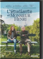 DVD  L'étudiant Et Monsieur Henri Avec Claude Brasseur  Etat: TTB Port 110 Gr Ou 30 Gr - Komedie