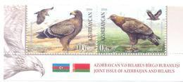 2016. Azerbaijan, Rare Birds, Eagles, Set Of 2v, Joint Issue With Belarus, Mint/** - Aserbaidschan