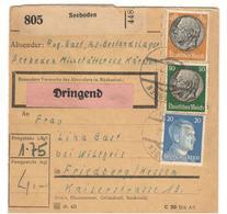 15591 - HINDENBURG/HITLER - Allemagne