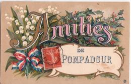 POMPADOUR-AMITIES - Altri Comuni