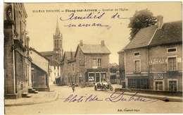 3089-71 - ETANG Sur ARROUX - Quartier De L'église - Morvan Touristique - France