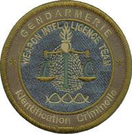 Gendarmerie - TIC WIT Bv Kaki - Police & Gendarmerie