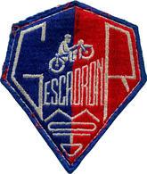 Garde Républicaine - équipe Acrobatie De L'escadron Moto - Variante - Police & Gendarmerie