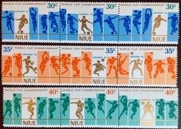 Niue 1982 World Cup MNH - Niue