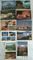 10 CART. MONDO  (503) - Cartoline