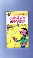 BD-album Petit Format-Gaston La Gaffes-gala De Gaffes--1987 - - Gaston