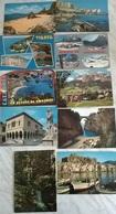 10 CART. ITALIA    (515) - Cartoline