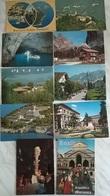 10 CART. ITALIA    (522) - Cartoline
