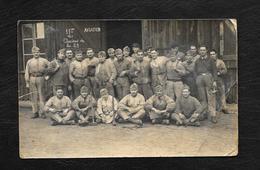 CARTE PHOTO MILITAIRE - 11° AVIATION - War 1914-18