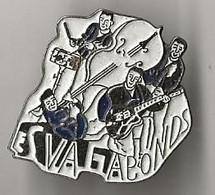 Pin's Les Vagabonds - Music
