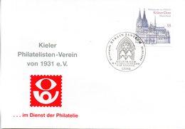 """BRD Schmuck-FDC """"Kölner Dom"""", Mi. 2330 Selbstklebend ESSt 6.3.2003 BERLIN ZENTRUM - FDC: Sobres"""
