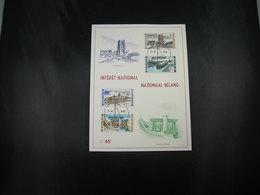 "BELG.1968 1466-1467-1468 & 1469 Serie FDC Fhilacard (De Panne)  : "" Intérêt National / Nationaal Belang  "" - 1961-70"