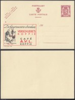 PUBLIBEL N°765 - THEMATIQUE CAFE (DD) DC 2174 - Stamped Stationery