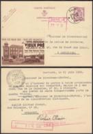 PUBLIBEL N°371 - THEMATIQUE HOTEL  (DD) DC 2177 - Ganzsachen