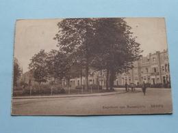 Engelbert Van NASSAUPLEIN Breda ( Poppenkliniek ) Anno 1924 ( Zie Foto ) ! - Breda